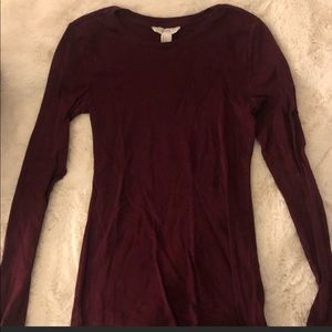 Forever 21 Long Sleeve Tee Size Small